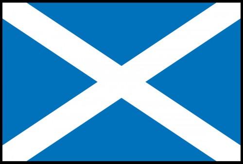 Saint Andrews Cross-SCOTLAND