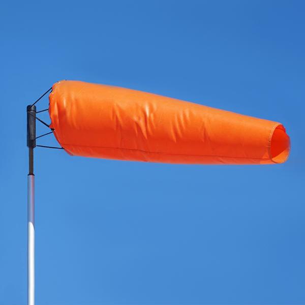 WINDSOCKS-1 COLOR - Orange