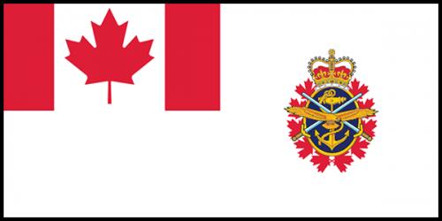 Canadian Forces Ensign Flag