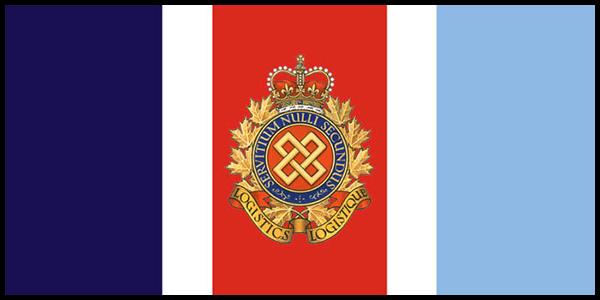 Logistic Branch Flag