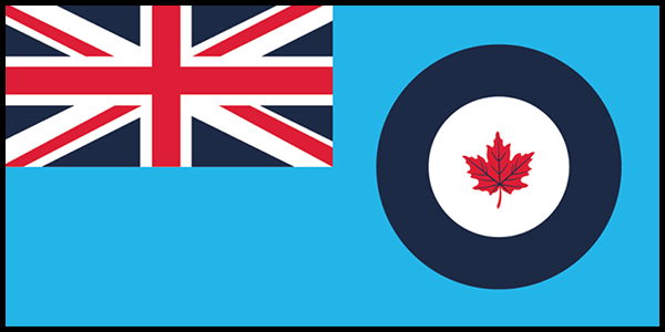 RCAF flag